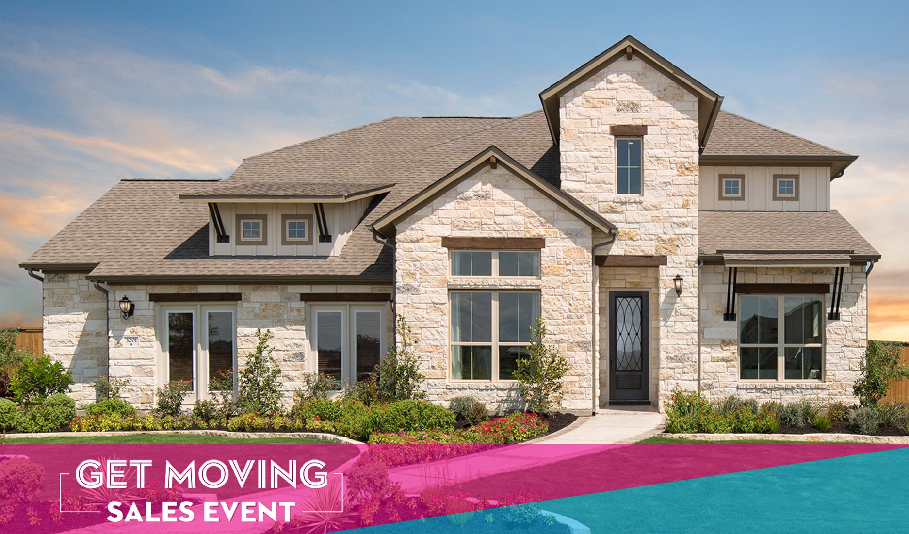 Coventry Homes: Get Moving Sales Event – $0 Closing Costs On Inventory Homes, Now Extended!